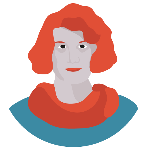 Giulia's portrait