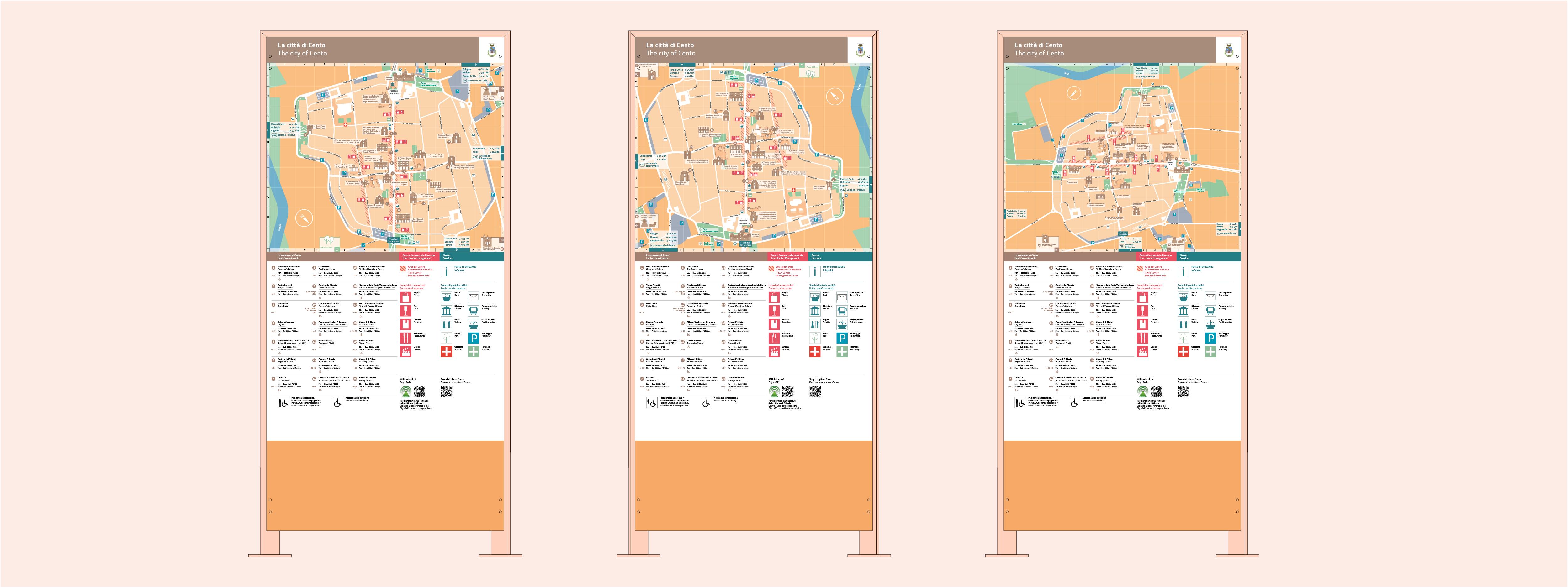 variazioni mappa