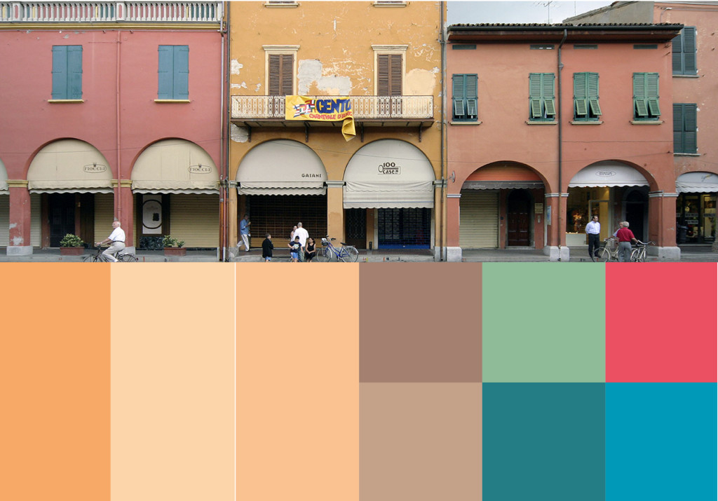 colors of Cento